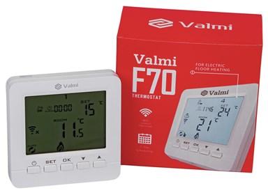 Терморегулятор програмований Valmi  F70 Wi-Fi
